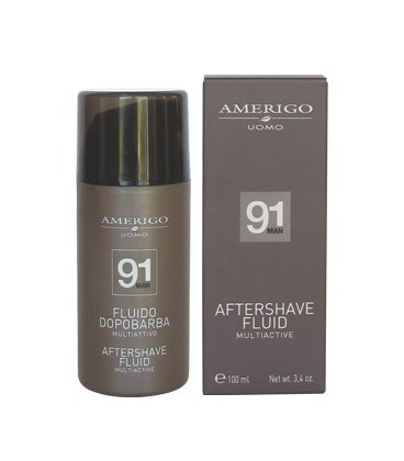 91 Man Fluido Dopobarba - 100 ml