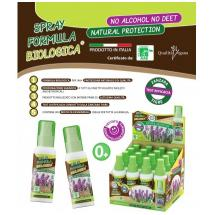 Spray Biologico Zanzare 100 ml.